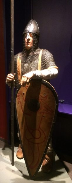 Norman Knight in the Bayeux Museum