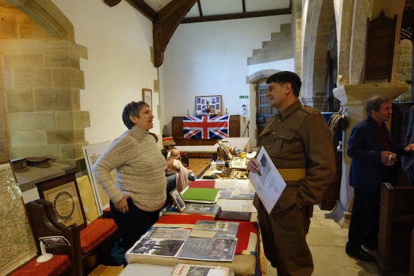 Tatham Great War History Event